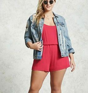🆕 Bubblegum Pink Jumpsuit/Romper